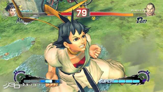 Super Street Fighter IV - Impresiones jugables