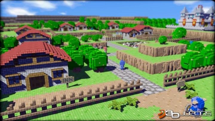 3D Dot Game Heroes - Impresiones jugables