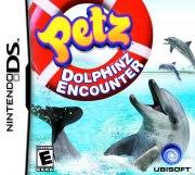Carátula de Petz: Dolphinz Encounter - DS