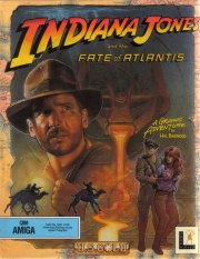 Indiana Jones and the Fate of Atlantis Amiga