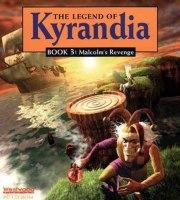 The Legend of Kyrandia: Book 3 - Malcolm's Revenge