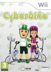 Carátula de Cyberbike - Wii
