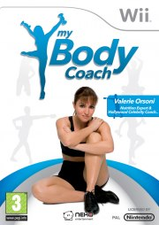 Carátula de My Body Coach - Wii