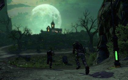 Borderlands La Isla Zombie Xbox 360