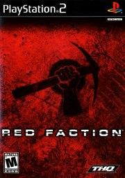 Carátula de Red Faction - PS2