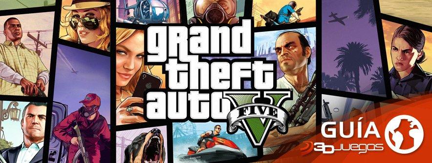 Gu�a GTA 5