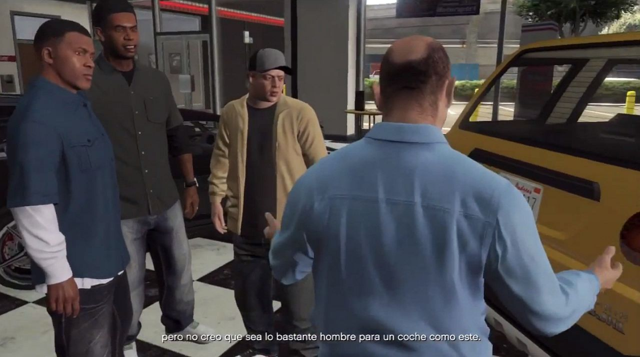 Imagen de Grand Theft Auto V