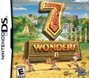Carátula de 7 Wonders II - DS