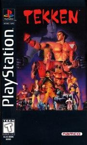 Carátula de Tekken - PS1