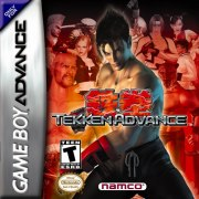 Carátula de Tekken Advance - GBA