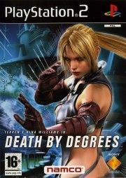 Carátula de Death by Degrees - PS2