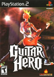 Carátula de Guitar Hero - PS2