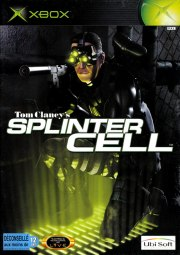 Carátula de Splinter Cell - XBOX