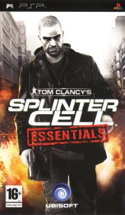 Carátula de Splinter Cell: Essentials - PSP