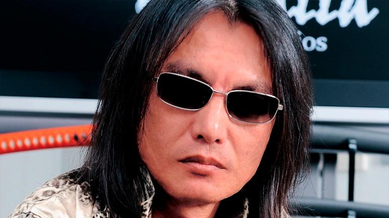 Tomonobu Itagaki, en son temps avec Valhalla Game Studios.