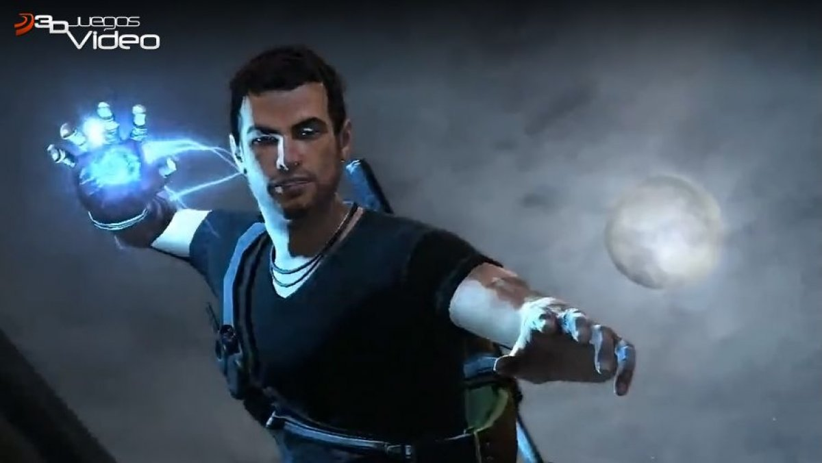 infamous 2 gameplay trailer ps3