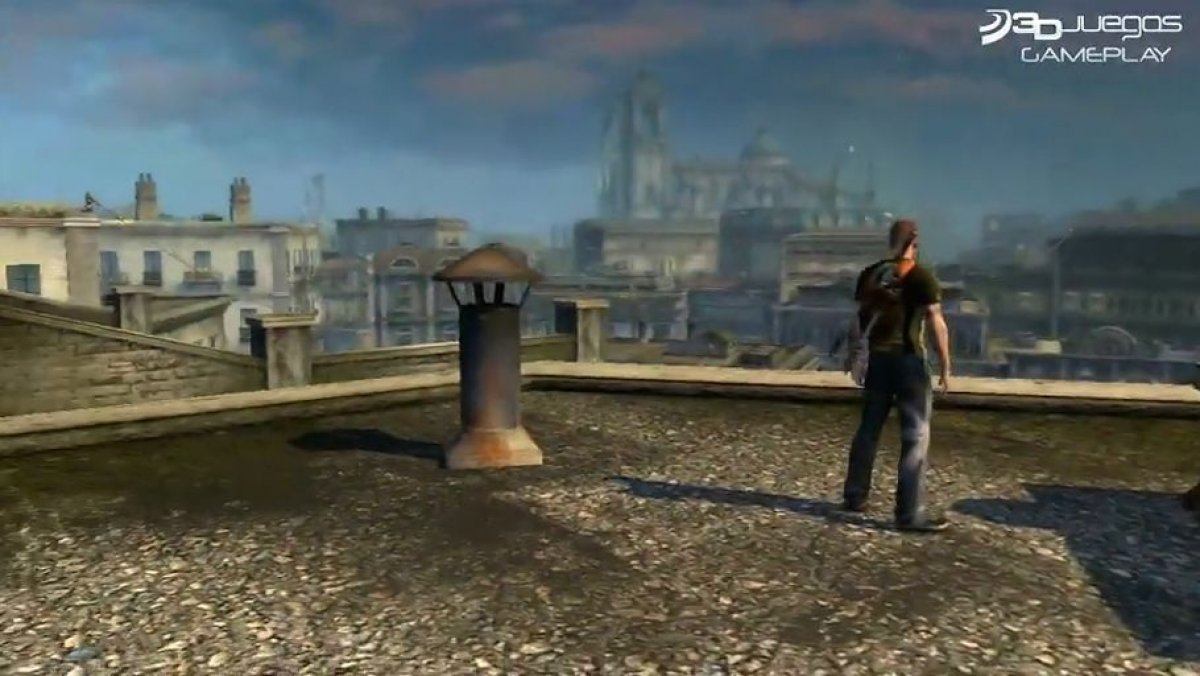 infamous 2 gameplay palomas mensajeras ps3