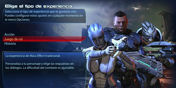 Mass Effect 3 an�lisis
