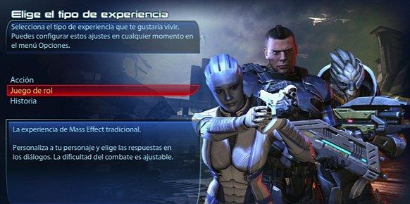 Mass Effect 3 an�lisis