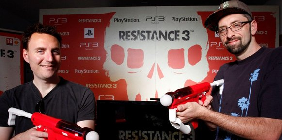 Resistance 3 PS3