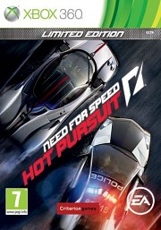 Carátula de Need for Speed Hot Pursuit - Xbox 360