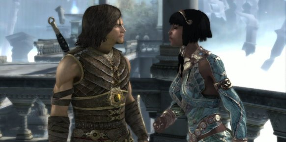 Prince of Persia Arenas Olvidadas an�lisis