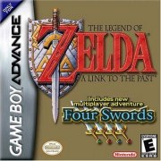 Zelda: A Link to the Past GBA