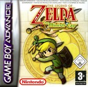The Legend of Zelda: The Minish Cap GBA