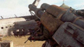 Video Medal of Honor, Gameplay: Cementerio de Aviones