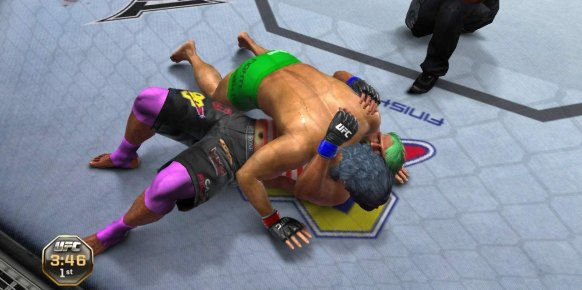 UFC 2010 Undisputed análisis