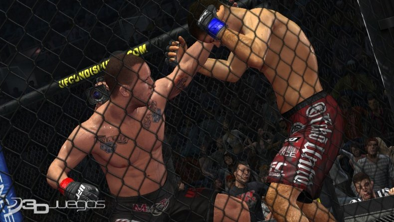 UFC 2010 Undisputed - Impresiones