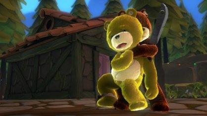 Naughty Bear: Impresiones