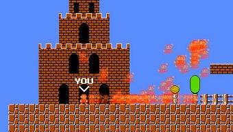 Super Mario también se apunta al battle royale, y puedes jugarlo gratis ahora mismo