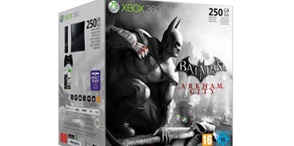 Bundle de Xbox 360 - Batman: Arkham City