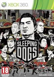 Carátula de Sleeping Dogs - Xbox 360