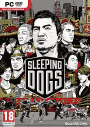 Car�tula oficial de Sleeping Dogs PC