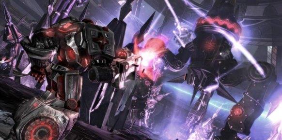 Transformers Cybertron (Xbox 360)