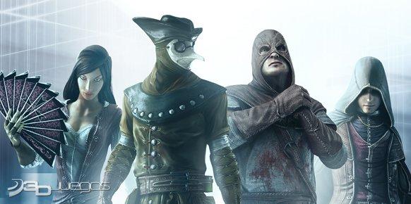 Assassin�s Creed La Hermandad - Primer contacto