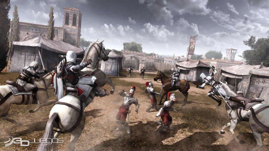 Assassin�s Creed La Hermandad - Impresiones Campaña