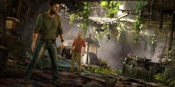 Uncharted 3: Primer contacto