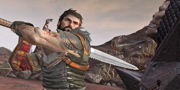 Dragon Age II: Primer contacto