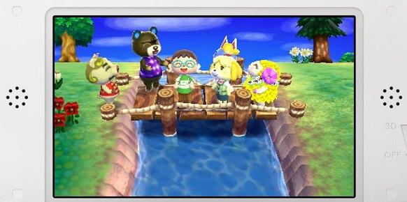 Animal Crossing New Leaf (Nintendo 3DS)