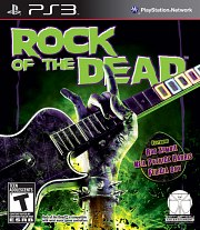 Carátula de Rock of the Dead - PS3