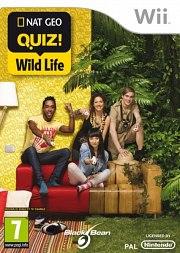 Carátula de NatGeo Quiz! Wild Life - Wii