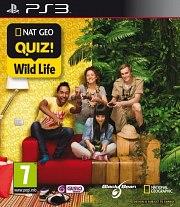 Carátula de NatGeo Quiz! Wild Life - PS3