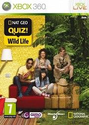 Carátula de NatGeo Quiz! Wild Life - Xbox 360