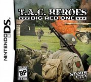 Carátula de T.A.C. Heroes: Big Red One - DS