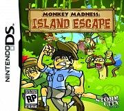 Carátula de Monkey Madness: Island Escape - DS