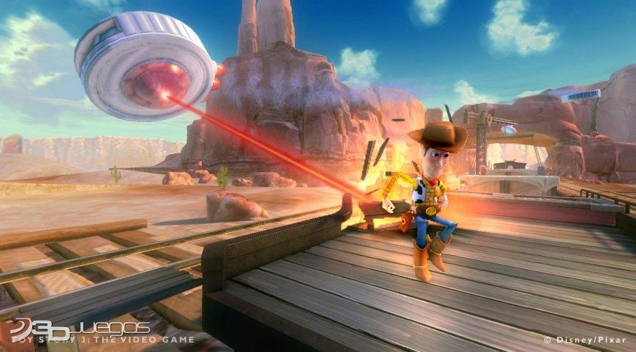 Toy Story 3 El Videojuego - Primer contacto