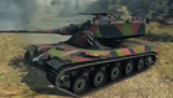 World of Tanks, This is the AMX 50 B
